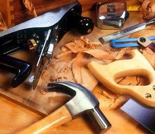 Дърводелски свят